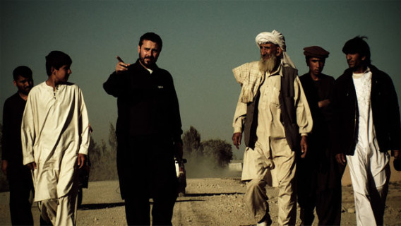 Richard Rowley's film DIRTY WARS hit theaters this week.